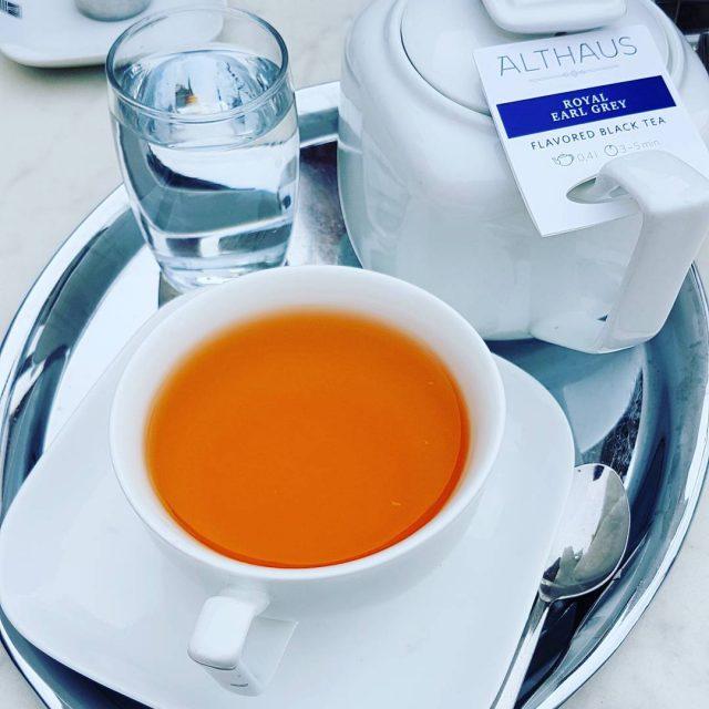 Diese Farbe tee teetime orange austrianblogger
