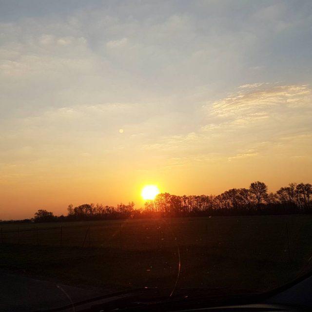 Sunrise sunrise earlybird austrianblogger