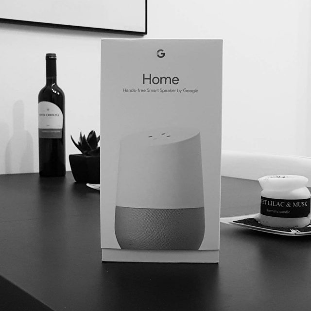 Welcome to my smart home googlehome welcome heygoogle smarthome austrianblogger