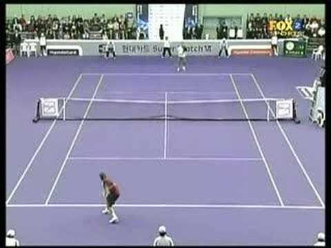 Roger Federer – Pete Sampras Exhibition Seoul Highlights