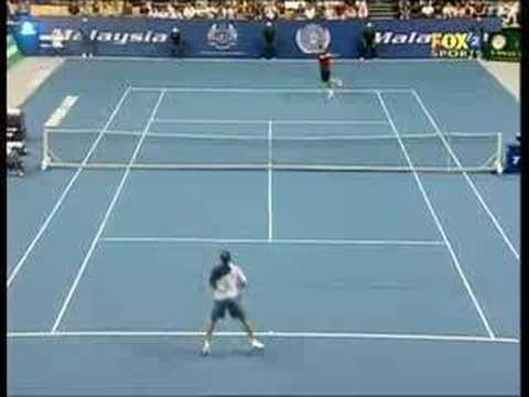 Roger Federer – Pete Sampras Exhibition Kuala Lumpur